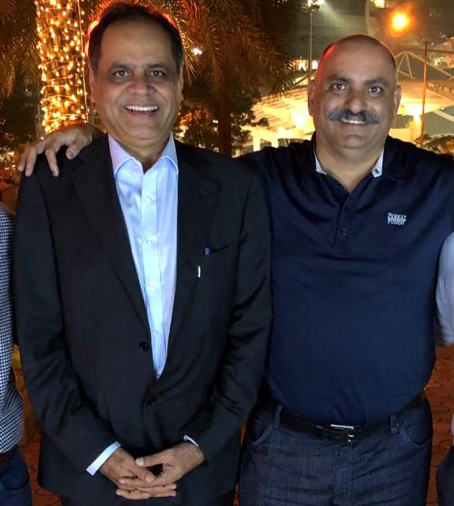 Ramesh Damani & Mohnish Pabrai