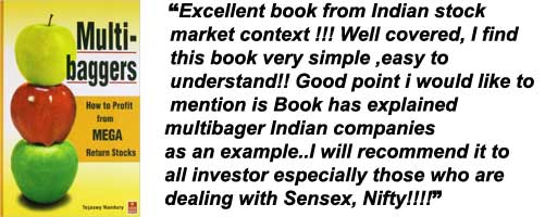 Multibagger Stocks Book