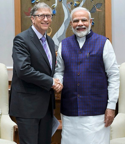 NAMO Bill Gates