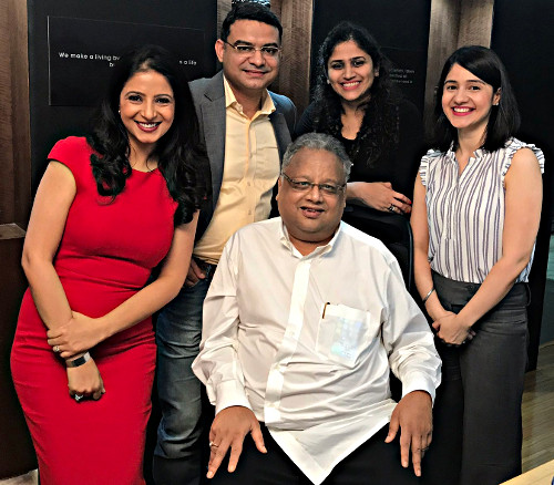 Rakesh Jhunjhunwala Latest Portfolio, Holdings, Wiki, News | September 2017