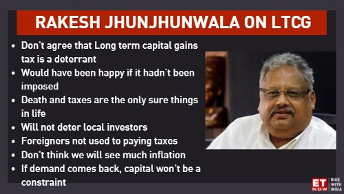 Rakesh Jhunjhunwala Stock Tips