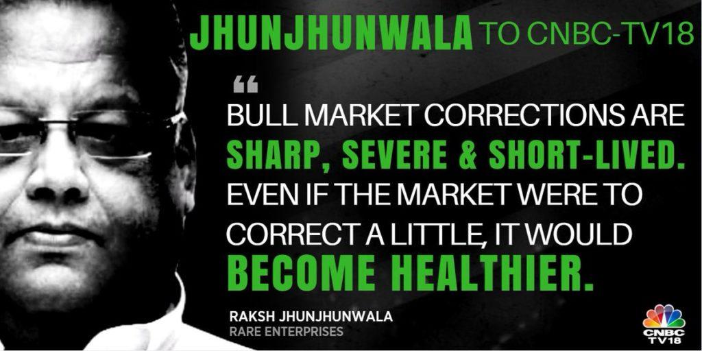 Rakesh Jhunjhunwala Stocks