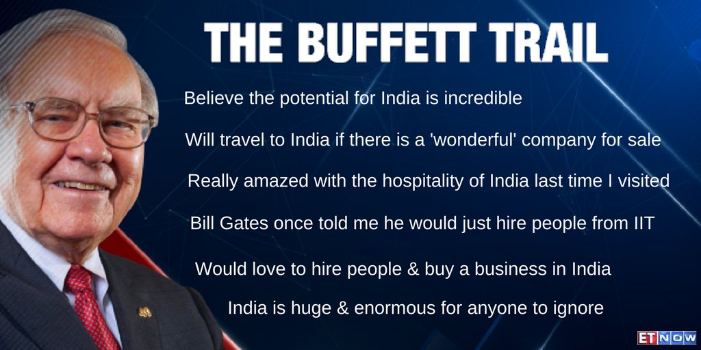 Tanvir Gill Warren Buffett