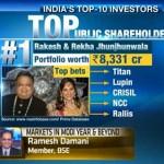 Meet India's Top Ten Public Shareholders Holding Stock Worth Rs. 12k Crore