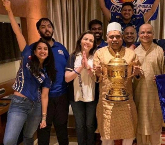 Trader Discovers Nita Ambani's Secret Mantra, Rakes In Fortune From